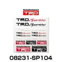 TRD 08231-SP104 TRD Sportivo ミ...