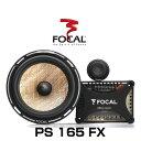 FOCAL フォーカル PS 165FX 16.5cmセパレート2ウェイスピーカー FLAX
