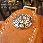 【ウエストバッグ】【ウエストポーチ】ナチュラルレザー×ハンドメイド【本革】【牛革】【レザーバッグ】【鞄】【カバン】【ヒップバッグ】bag-pou011