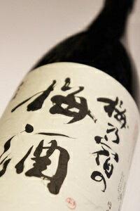 梅の宿の梅酒 1.8L 奈良県
