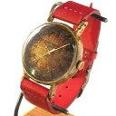 【送料無料】壮大な星空を腕時計に・・・