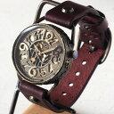 KINO(キノ) 手作り腕時計 ネコニャン SUN&MOON...