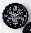 アート&クロックD 時計 手作りキット / 夏休み 工作キット 自由工作 自由研究 手作り 工作 低学年 高学年 小学校 時計工作 スクラッチ