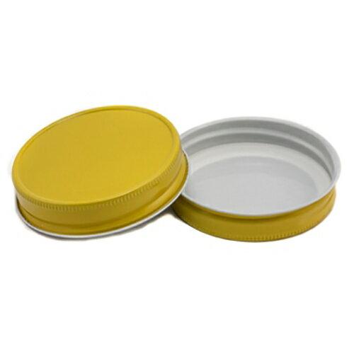 [SUPER PRICE] Yellow Regular Mouth Complete Lid レギュラーマウス用 フタ 黄色 1個
