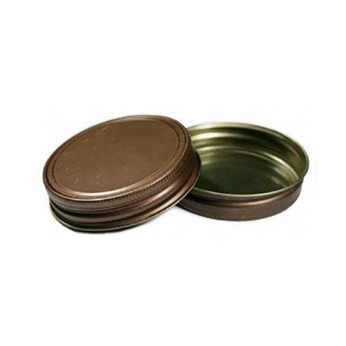 [SUPER PRICE] Rustic Bronze Regular Mouth Complete Lid 1pc レギュラーマウス用 フタ アンティーク調ブロンズ 1個