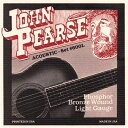 JOHN PEARSE(ジョンピアス) フォスファーブロンズ弦 600L(ライト)