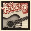 JOHN PEARSE(ジョンピアス) フォスファーブロンズ弦 500XL(エクストラライト)