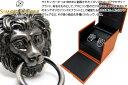SIMON CARTER サイモンカーター LION DOOR KNOCKER CUFFLINKS ライオンドアノッカーカフス(アンティーク調)【送料無料】【カ...