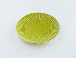 グリーン プレート デザイン おしゃれ テーブル