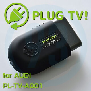 PLUGTV��forAudiMMI3G/3GPlus