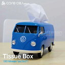 Tissue Box 1963 Volkswagen Type2 Bus(T1型) WELLY社製 coreOBJ select