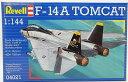 1/144 F-14A トムキャット ジョリーロジャース