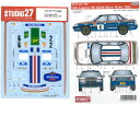 1/24 Legacy RS #2/#6 Manx Rally 1991(H社1/24対応)