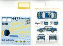 1/24 スリーファイブレガシィ 1993ニュージーランド(H社「スバルレガシィRS 1993ニュージーランドラリー優勝車/ツールドコルスラリー 」対応)
