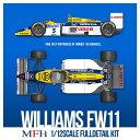 1/12 ウィリアムズ ホンダ FW11 1986年第14戦ポルトガルGP仕様