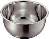 24cm 18-8ステンレス深型ボール 【日本製】