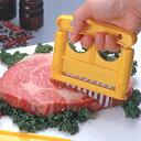 【カード払い・郵便で送料無料・日時指定不可】ミートソフター(お肉の筋切り器) MT-160Y