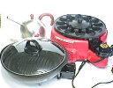 【送料無料】【ラッピング無料】たこ焼き工場  トントンプラスグリル鍋もついて、焼肉・鍋料理もおまかせ! 【smtb-TK】