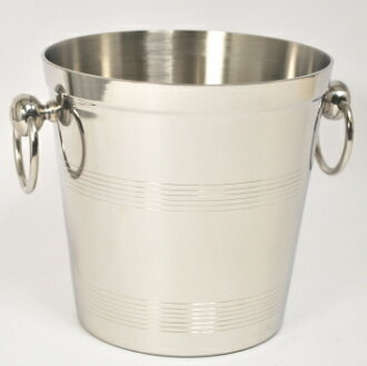 Product made in UK18-8 S type champagne air conditioner M 2.3L stainless steel
