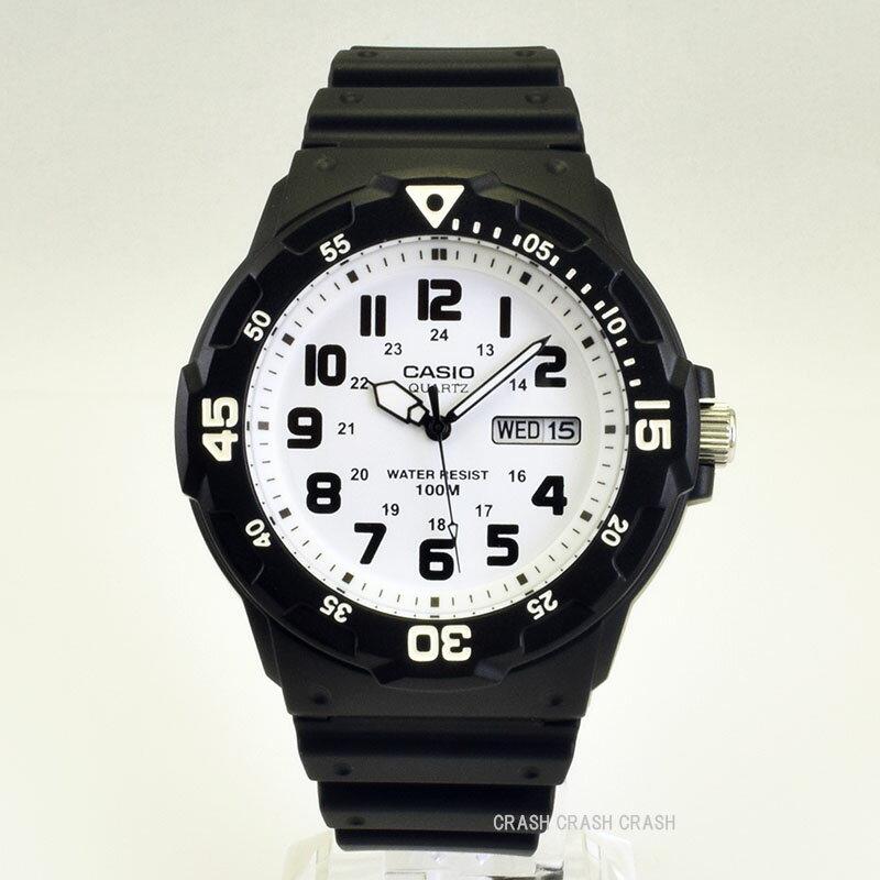 CASIO カシオ 腕時計チープカシオMRW200H-7Bスポーツウオッチ 100M防水メンズ/レディース時計送料無料(一部地域除く)【ブラックフライデー期間中ポイント10倍】