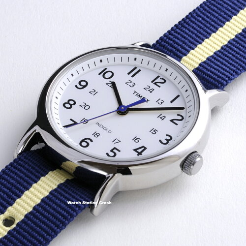 TIMEX タイメックス 時計T2P142 (T2P14200)ウィークエンダー セントラルパーク メンズ 腕時計 [人気商品] 男性 女性 ユニセックス カジュアル ネイビー おしゃれ かわいい 腕時計 プレゼント ペアウォッチ