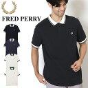 【11%OFF】FRED PERRY フレッドペリー 半袖 ポロシャツ メンズ トップス かっこいい おしゃれ 綿100 ブランド 男性 プチギフト 父の日 ルームウェア 誕生日プレゼント 父 ギフト 記念日 SS0601