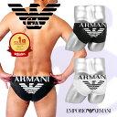 EMPORIO ARMANI エンポリオ アルマーニ ブリーフ メンズ 下着 EAGLE おしゃれ 綿100 ブランド 男性 プチギフト 誕生日プレゼント 父 ギフト 記念日