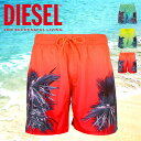 DIESEL/ディーゼル 水着 メンズ サーフパンツ ボード