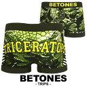 BETONES/ビトーンズ ボクサーパンツ メンズ 下着 T...