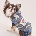 CRAZYBOO / クレイジーブーカモフラワッペンパーカXS / S / M / L / XL / DMサイズ犬服 / 犬の服/ ドッグウェア春夏コレクション小型犬..