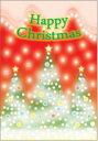 メッセージボイスカード/ドレープスノー メッセージカード・クリスマスタイプ ボイスレコーダー 小型 簡単録音 誤消去防止 写真貼り付け 録音 録音機 小型 クリスマスプレゼント 【ラッピング無料】