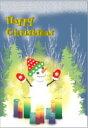 メッセージボイスカード/ホーリーナイト メッセージカード・クリスマスタイプ ボイスレコーダー 小型 簡単録音 誤消去防止 写真貼り付け 録音 録音機 小型 クリスマスプレゼント 【ラッピング無料】
