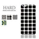 iPhone8 ケース ハード カバー 防水ケース付[錯視] ほぼ全機種対応 iPhone7 iPh