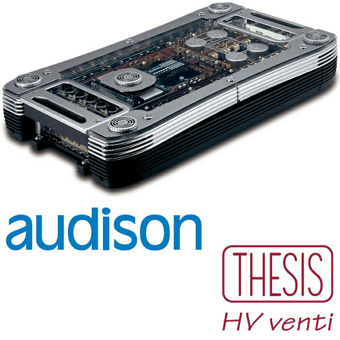 Buy audison thesis