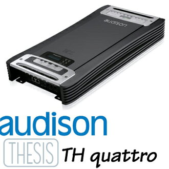 audison thesis quattro price I was at my shop today, and i saw some info on the new line of audison thesis amplfiers i was mainly interested in the quatro, and the uno they carry some hefty price tags, right around the same price of tru, brax, and zapco's c2k amps.