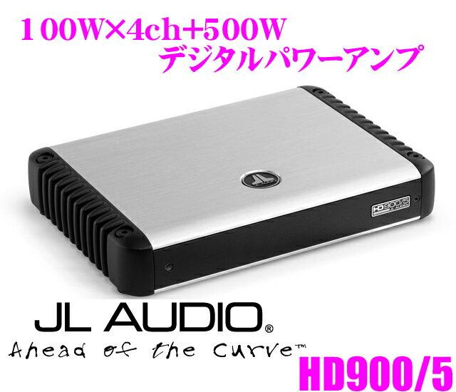 【本商品エントリーでポイント9倍!】JL AUDIO ジェイエルオーディオ HD900/5…...:creer:10006198