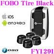 【本商品ポイント7倍!!】ブルーネクストジャパン FOBO FY1291 FOBO Tire Black(フォボタイヤ ブラック) 【スマートフォンで車のタイヤの空気圧がわかる!】【iPhone/iPad mini/iPod touch/Galaxy等幅広く対応】