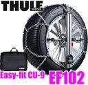 THULE スーリー Easy-fit CU-9 EF102 ギネス認定最速1