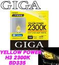 カーメイト GIGA BD335 H3ヘッドライト/フォグラ...