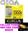 カーメイト GIGA BD635 HB3 HB4 ヘッドライ...
