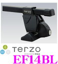 TERZO テルッツオ EF14BL ルーフオンタイプベースフット