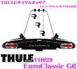 【只今エントリーでポイント5倍&クーポン!】THULE EuroClassic G6 929 スーリー ユーロクラッシックG6 TH929 50mmボールトウバーマウント サイクルキャリア 【サイクル3台用】