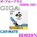 カーメイト GIGA BD929N H3C ヘッドライト/フ...