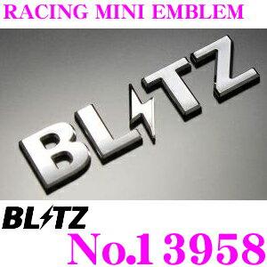 BLITZ ブリッツ 13958 レーシングエンブレム