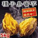 【送料無料】【ポイント10倍】蜜がしみでるサツマイモ!夢百笑 蜜芋5kg Sサイズ 蜜いも 安納芋