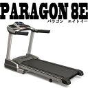 【送料無料】ジョンソンヘルステック(Johnson Health Tech) HORIZON(ホライズン) トレッドミル PARAGON 8...