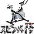 【送料無料】DAIKOU(ダイコウ) スピンバイク DK-8910【フライホイール18kg】【適正身長150〜190cm】【代引不可】大広