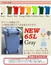 100-198 DULTON Plastic trash can 65Lダルトン トラッシュカン65L 収納box ごみ箱 ゴミ箱 おしゃれ ごみばこ ダストボ...