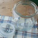 ダルトンGLASS COOKIE JARガラスクッキージャー CH00-H05ガラスジャーの写真
