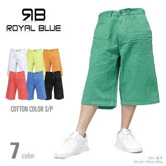 大型皇家藍棉短褲子皇家藍棉短褲美國尺寸男裝尺寸 L LL 2 l 3 l 4 l 5 l 卡拉褲子短褲熱褲